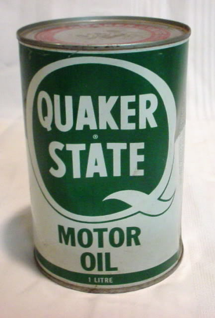 Golly what a swell blog struck oil for Quaker state motor oil history