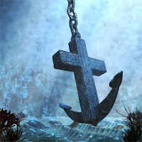 My anchor Holds on Jesus