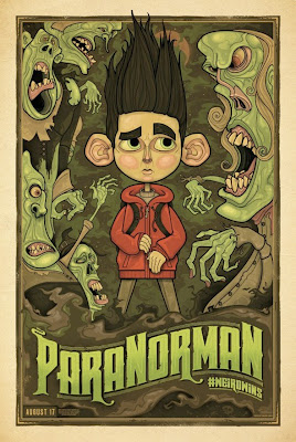 A couple of Great Podcast: ParaNorman and Tangled