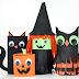 26 idéias de lembrancinhas, atividades, artes e sugestões para o dia das bruxas ou Halloween!