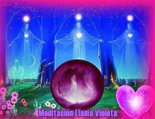 Para el próximo par de meses, están preparados muchos eventos que deseo compartir en mi nombre y el de mi Amado Sananda, por esto hoy les traemos una meditación con la Llama Violeta de Saint Germain.
