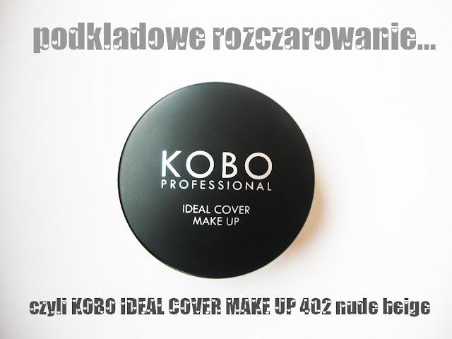 kobo ideal cover make up 402 nude beige