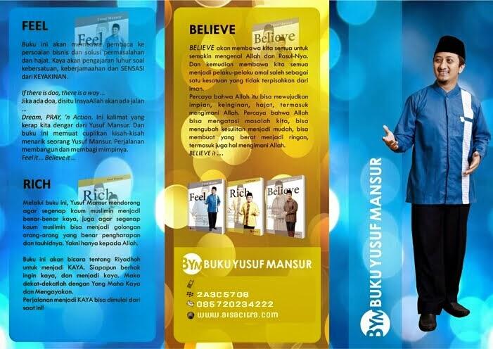 Belajar Bisnis dengan Ustadz YM