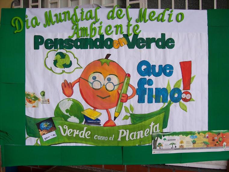 Día Mundial del Ambiente...
