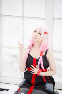 Guilty Crown Yuzuriha Inori Cosplay by Miiko