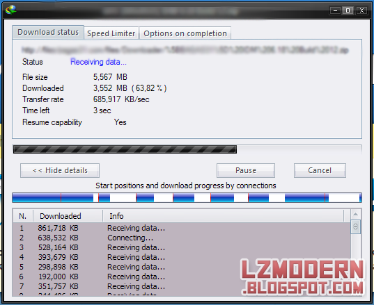 Internet Download Manager (IDM) 6.18 Build 12 Full Version + Patch