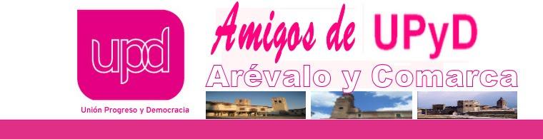 UPyD - Arévalo y Comarca