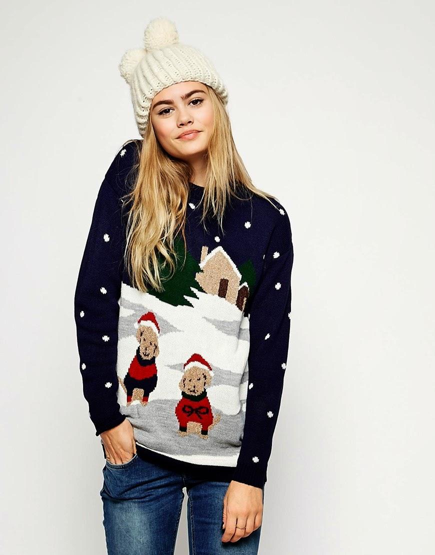 dog christmas jumper 2014