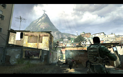 Call of Duty 2: Modern Warfare (X-BOX360) 2007 Baixar grátis torrent