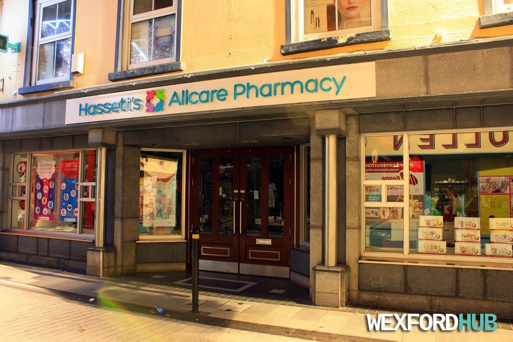 Hassett's Pharmacy, Wexford