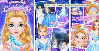 Princess Salon, Cinderella