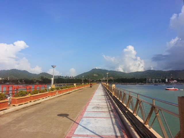 Phuket weather in July 2014