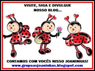 Blog das Joaninhas