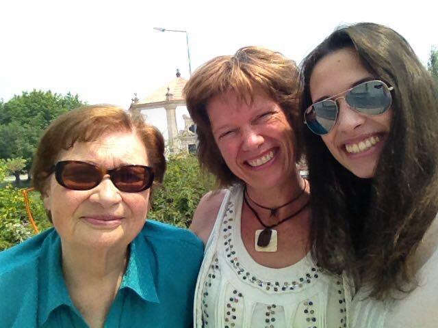 Hélia, Maria José e Margarida