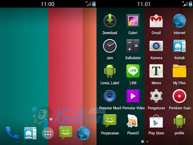 Cusrom KitKat V_Final by YyLHernandez (Galaxy Fame)