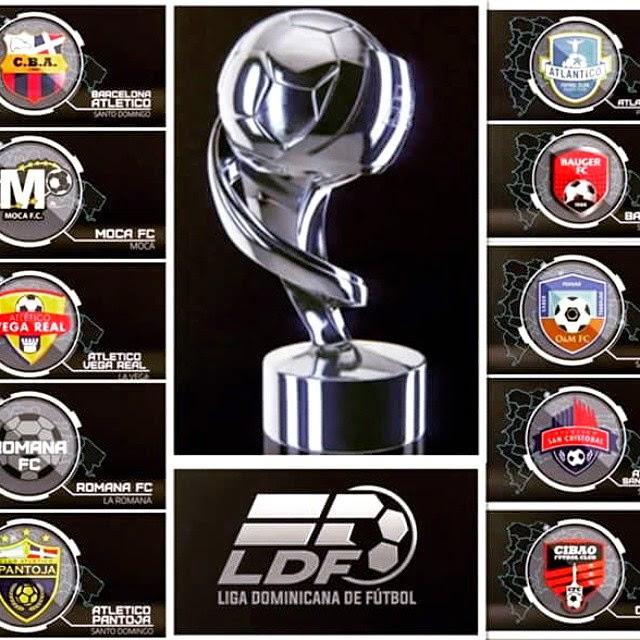 Liga Dominicana de Fútbol 2015