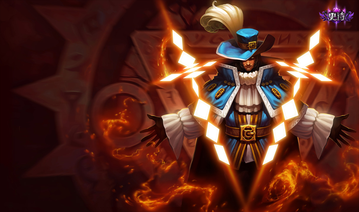 League of legends twisted fate wallpapers nerfplzlol twisted fate fanart voltagebd Gallery