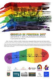 Orgullo de Periferia 2017 Fuencarral-El Pardo