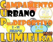 CAMPAMENTO LUMIEIRA CUP18