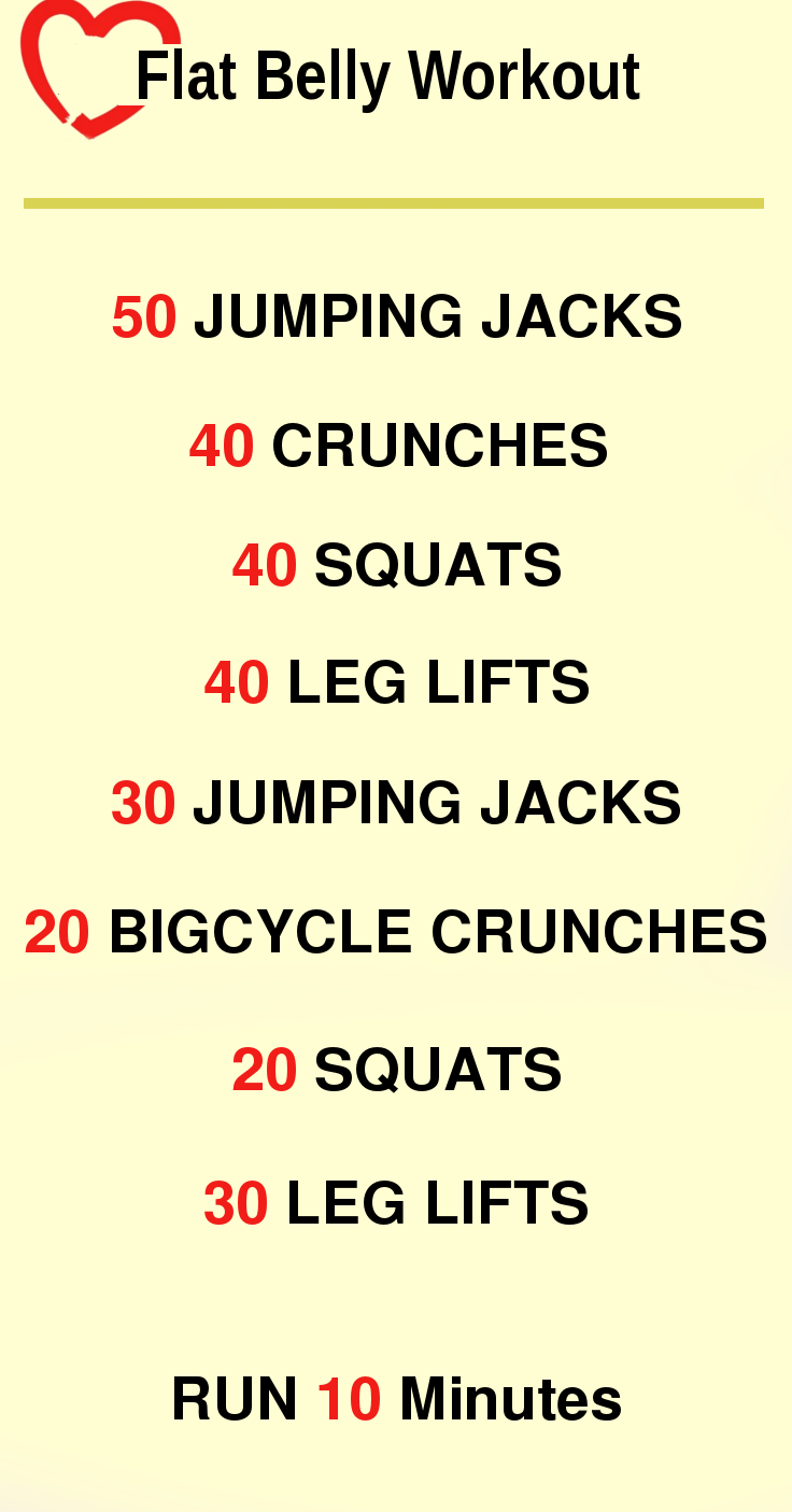 Easy workout to lose weight