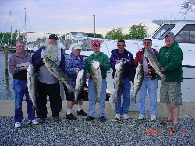 Saltwater Report Chesapeake Bay Charter Fishing