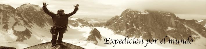 Expedición por el mundo
