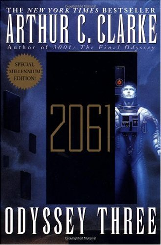 a reading report on arthur c clarkes 2061 odyssey three The entire wikipedia with video and photo galleries for each article find something interesting to watch in seconds.