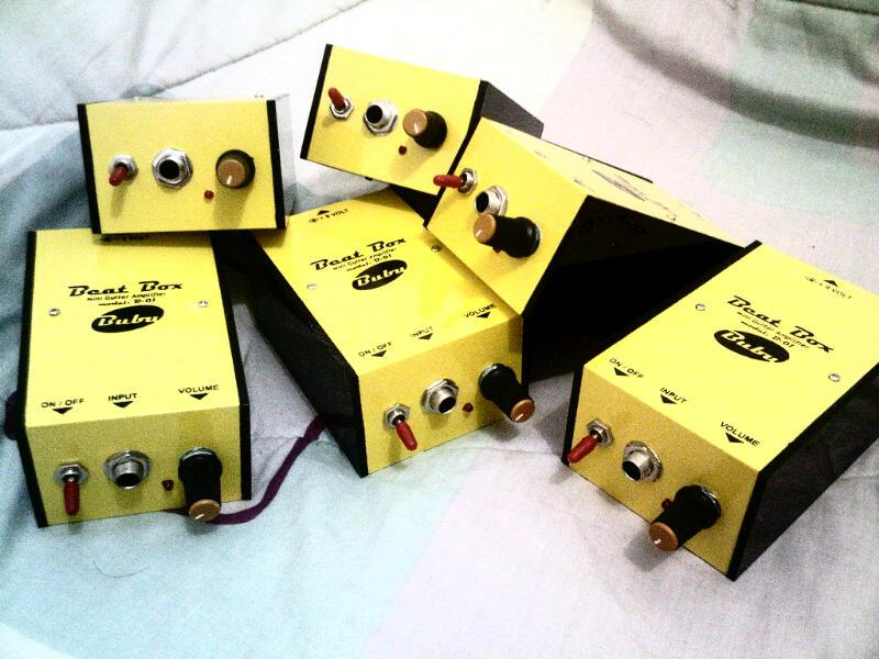Produk Kami Amps Guitar