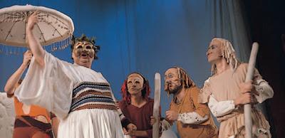 """Lisístrata+de+Aristófanes Grupo de Teatro Festero con Lisístrata de Aristófanes"""" el 03.y 04.Febrero en Calpe"""