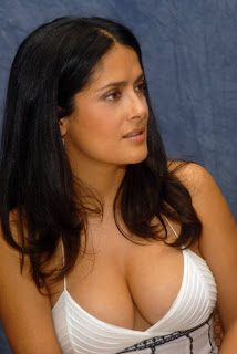 Salma Hayek breast pictures