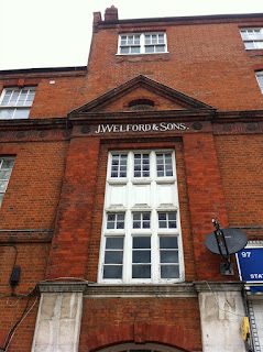 J.Welford & Sons, London W9