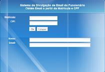 E-mail Rioeduca Funcionário