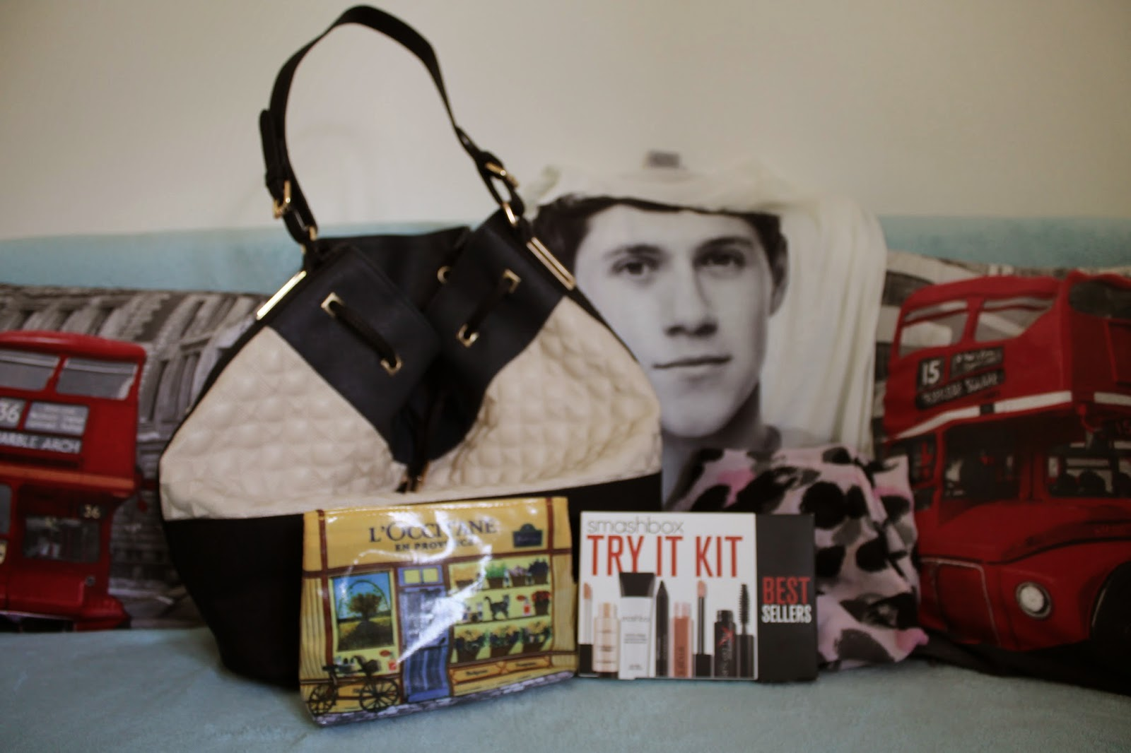 19th Birthday Haul River Island Bag Primark Top and Next Scarf