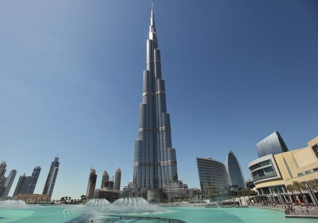 Menara Tertinggi Di Dunia Mempunyai 3 Waktu Berbuka, Burj Khalifa Mempunyai 3 Waktu Berbuka