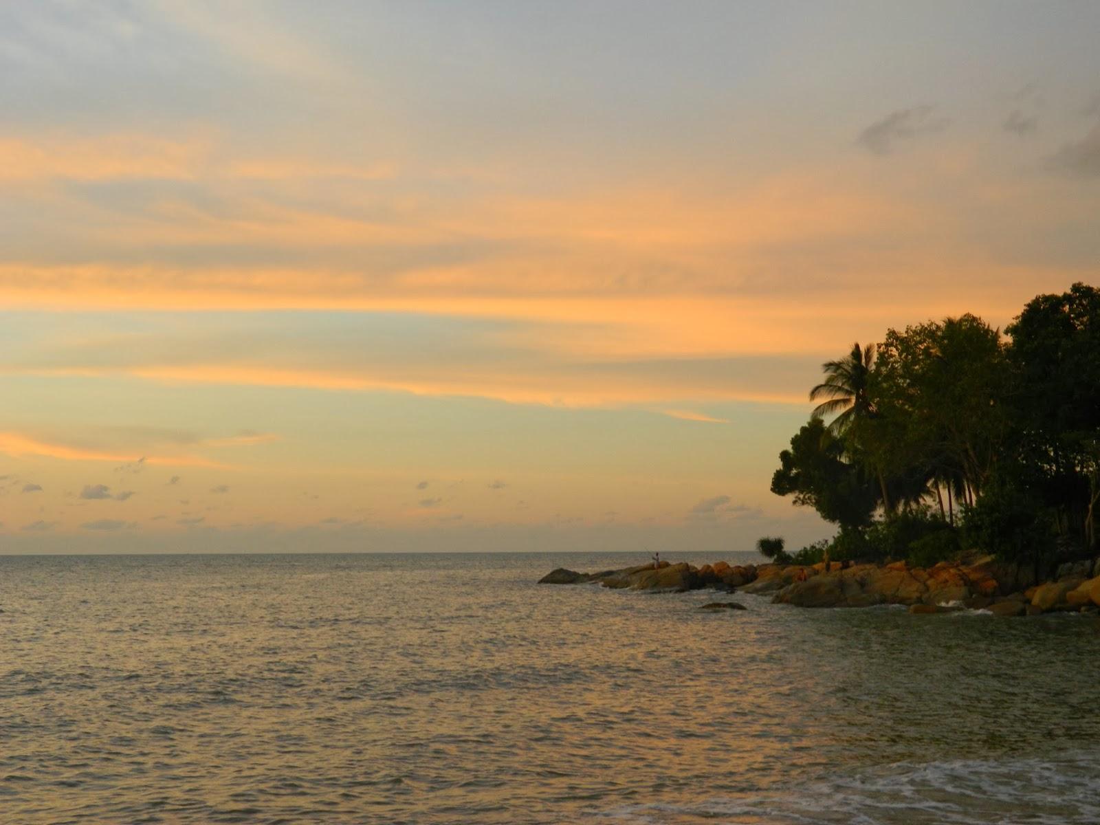Wisata Tanjung Bajau Singkawang