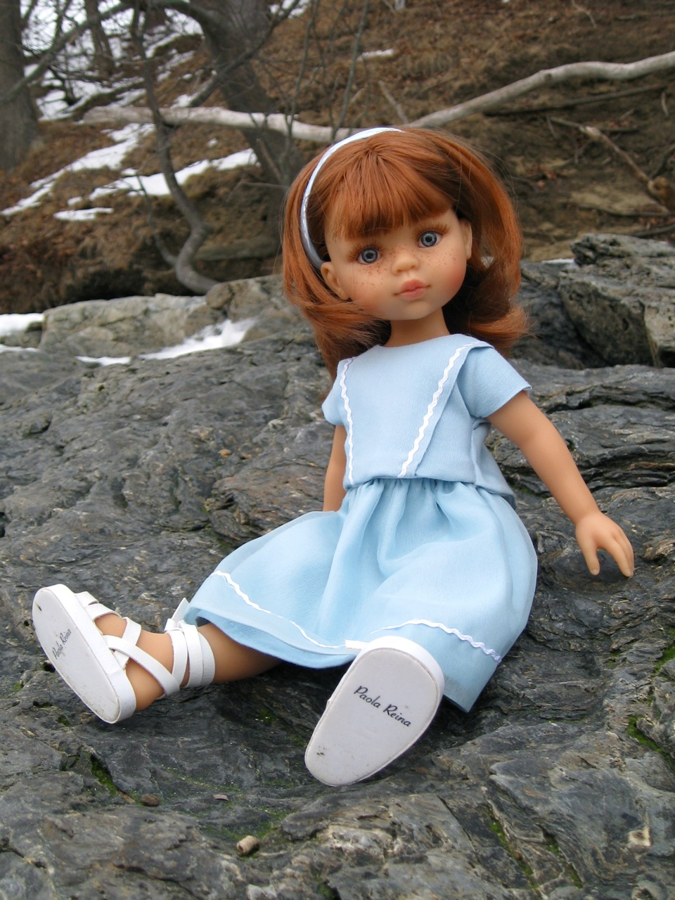 Paola Reina Las Amigas doll, Carla