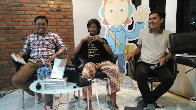 Pak Edi, GusMul dan bang Irwan Bajang
