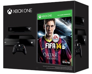 XBOX ONE FIFA Edition