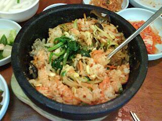 Món Cơm Trộn Hàn Quốc