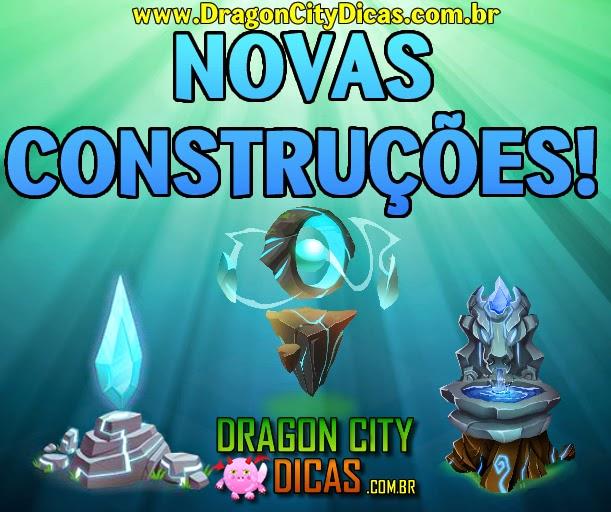 Novas Construções da Ilha Atlantis