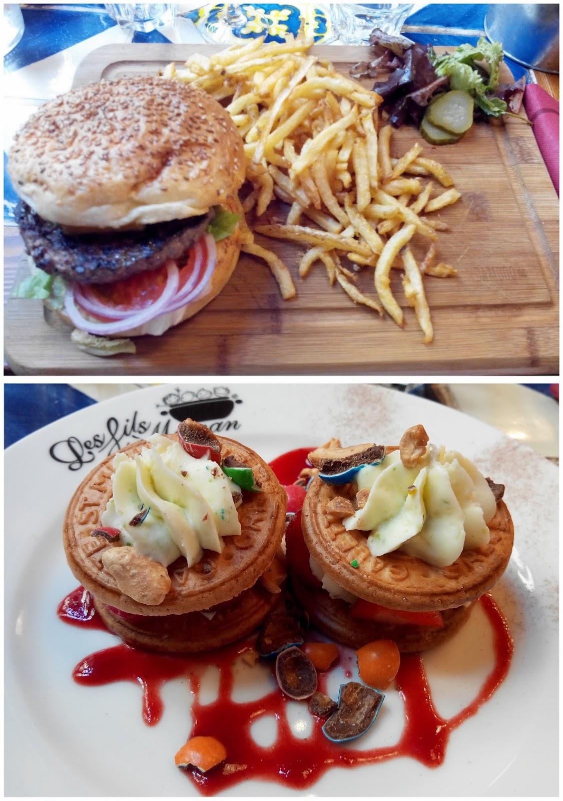 burger, les fils à maman, Nantes, bullelodie