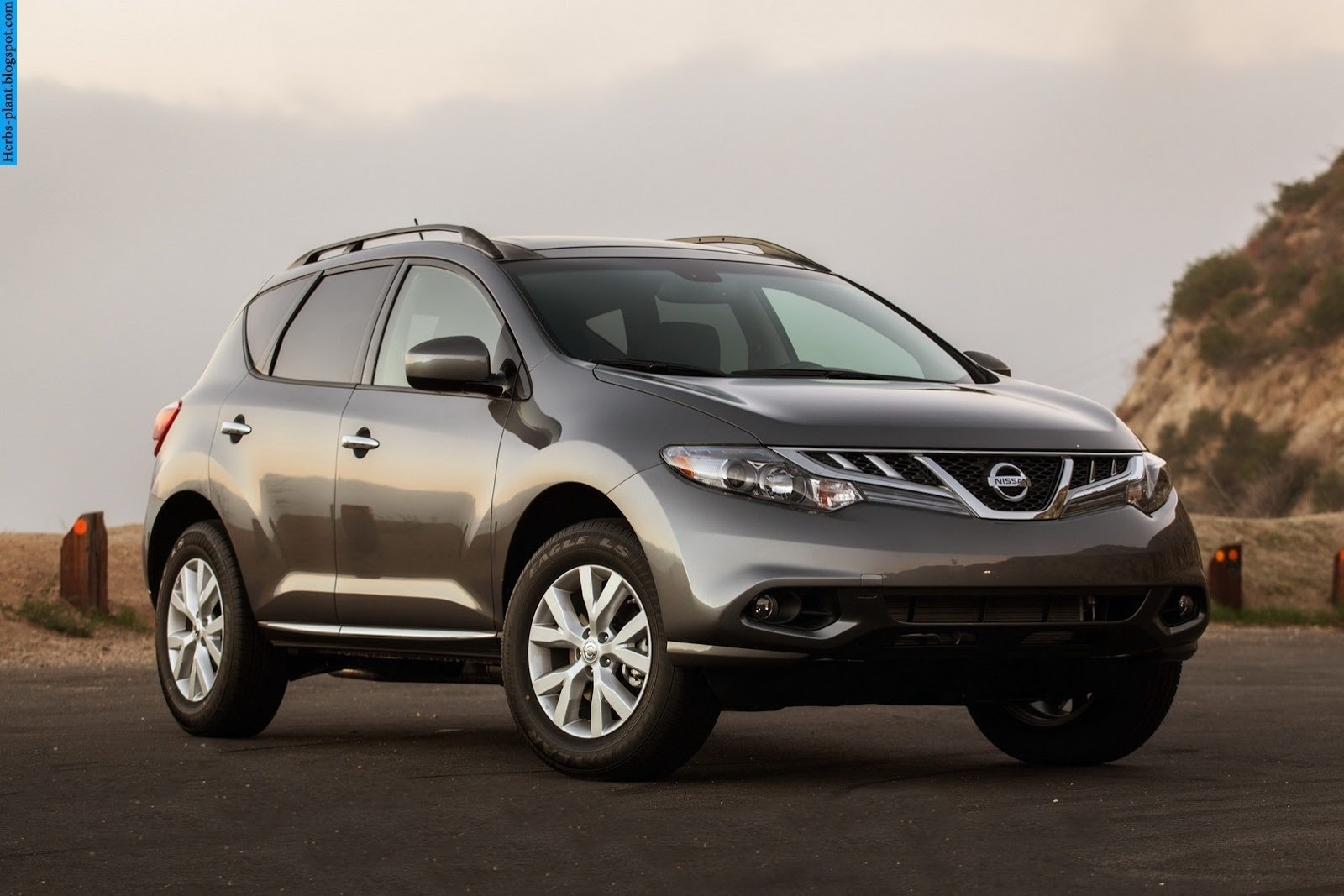 Nissan murano car 2013 front view - صور سيارة نيسان مورانو 2013 من الخارج