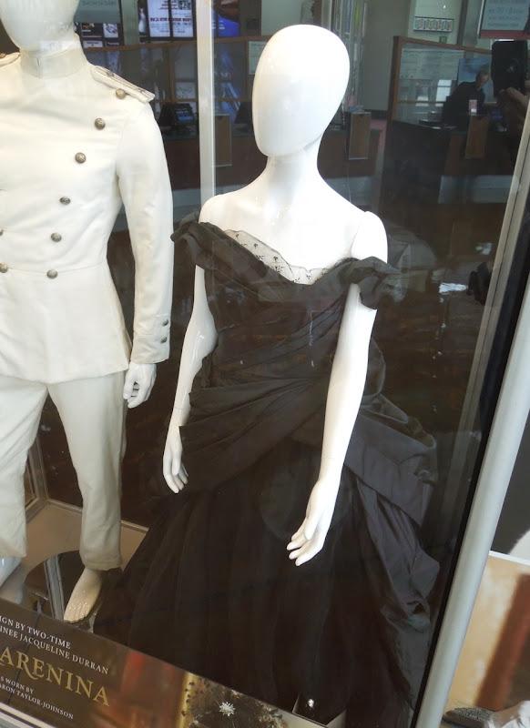 Anna Karenina gown