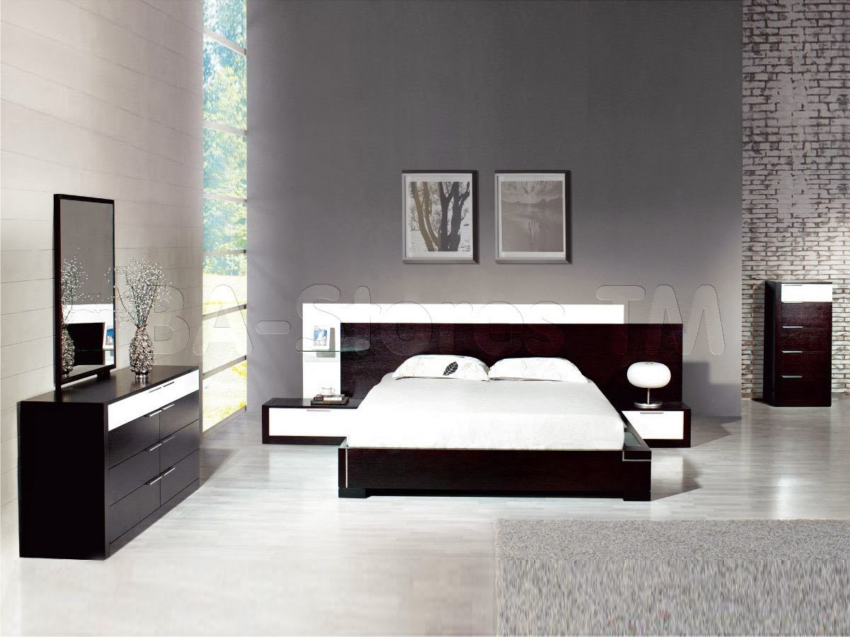 Modern Bedroom Furniture