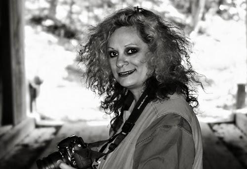 Julie Everhart.  Photo by Bob Blankenship