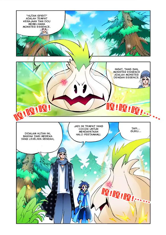 Soul Land Chapter 4