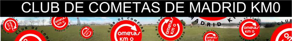 Club de Cometas  Madrid Km 0