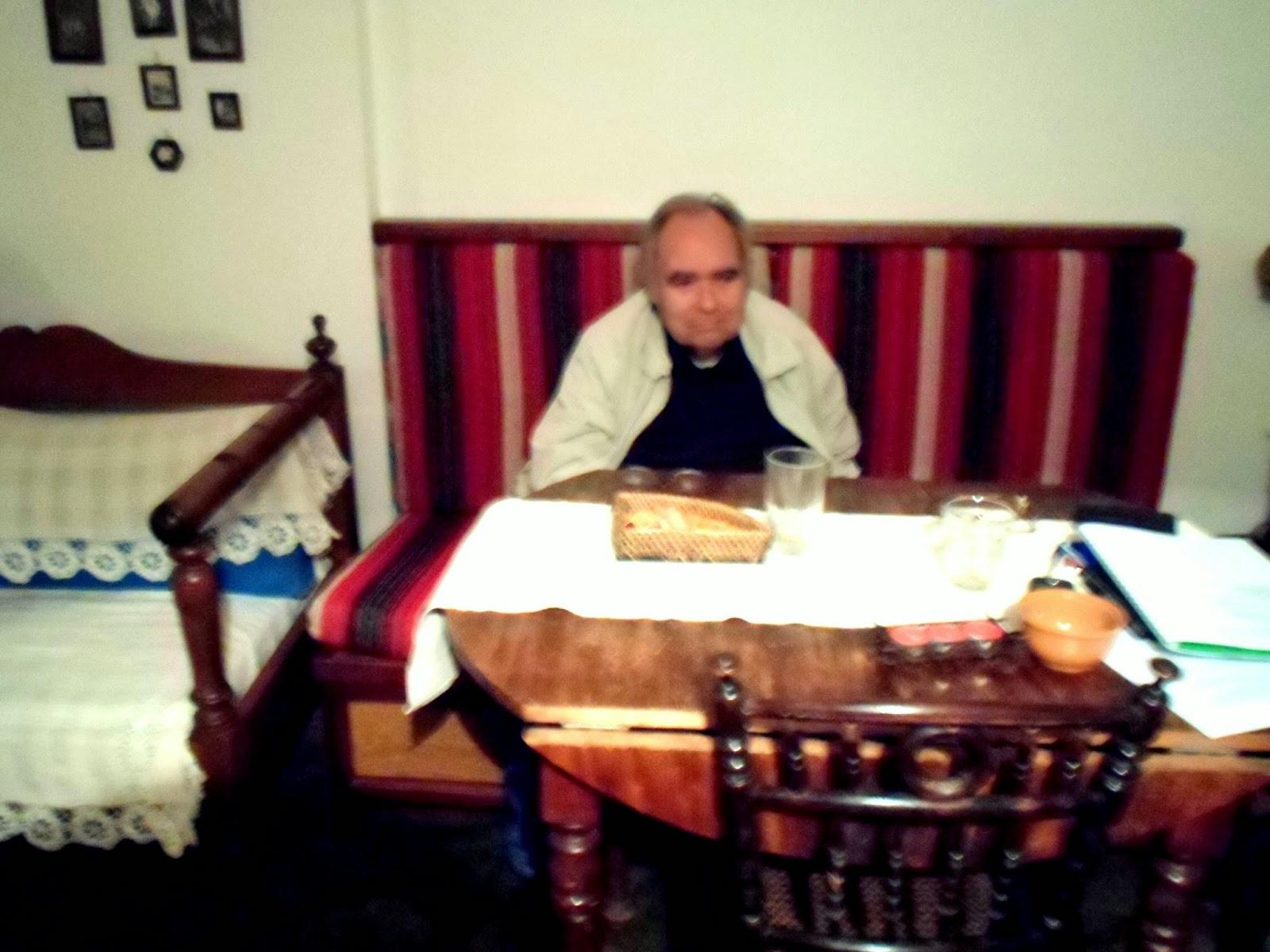 Ο Συγγραφέας - Ποιητής Γιάννης Τσίγκρας