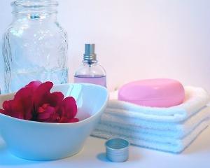 Elakkan mencuci muka dengan sabun badan