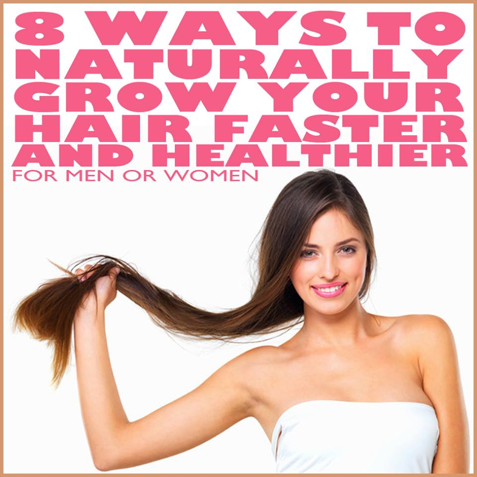 How To Grow Your Hair Faster LONG HAIRSTYLES